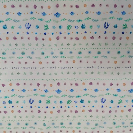 Jersey Katia fabrics Under the sea