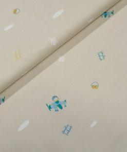 Punto Katia fabrics Amelia Earhart Summer Sweat