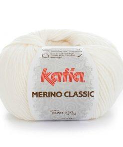 Merino Classic 1 Blanco