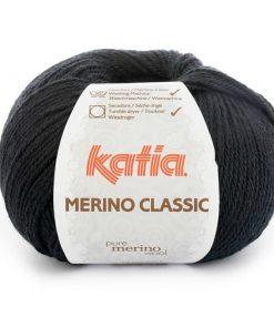 Merino Classic 2 Negro
