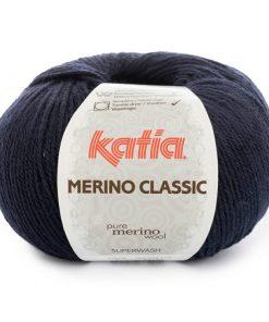 Merino Classic 5 Azul muy oscuro
