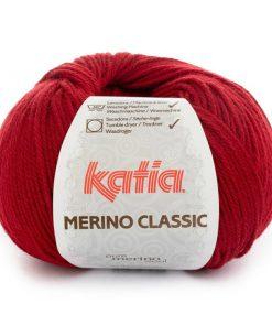 Merino Classic 22 Granate