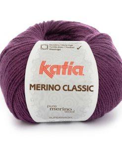 Merino Classic 28 Lila oscuro
