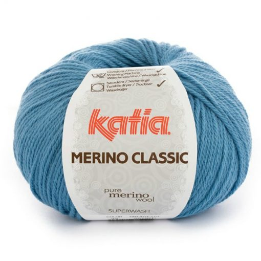 Merino Classic 33 Azul claro