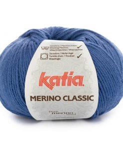 Merino Classic 45 Azul