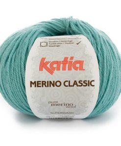 Merino Classic 73 Azul agua