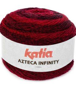 Infinity 507 Negro-Burdeos-Rojo