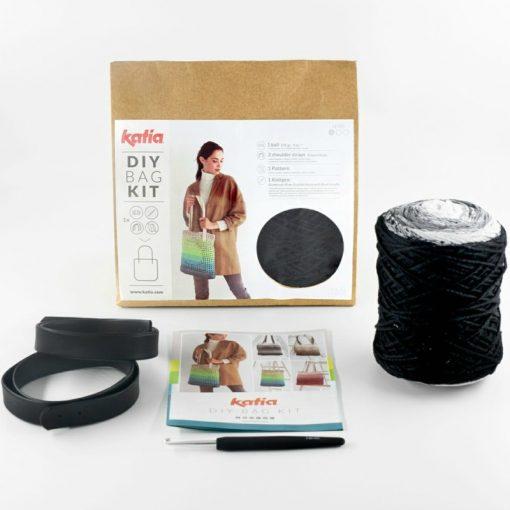 Bag kit 500 Blanco-Gris-NegroAmarillo