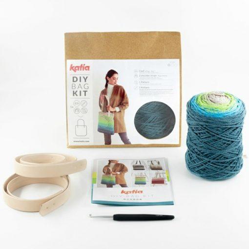 Bag kit 502 Beige-Pistacho-Azul